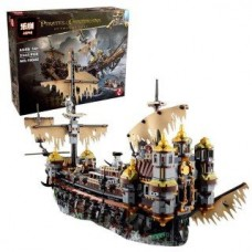 LEPIN 16042 Silent Mary 2344 pieces Pirates of the Caribbean building block set*FREE SHIPPING*