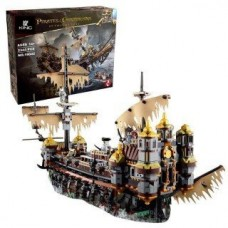 King/Lepin Pirates of the Caribbean Silent Mary (71042) 2294 pcs Building Block Set *FREE SHIPPING*