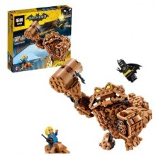 King/Lepin 07050 The Rock Monster Clayface 469Pcs Building Block Set *FREE SHIPPING*