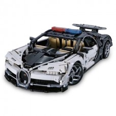 3388D Bugatti Chiron Police Car 1:8 (42083) 3625 Pcs Decool Building Block Set *FREE SHIPPING*