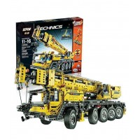 LEPIN 20004 MOBILE CRANE MK II 2606 PIECES (retired) building block set *FREE SHIPPING*
