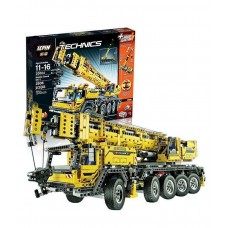 King/Lepin 20004 MOBILE CRANE MK II 2606 PIECES (retired) building block set *FREE SHIPPING*