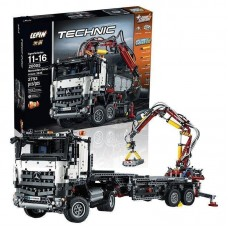 King/Lepin 20005 Technic series Arocs truck Model 2793Pcs building block set *FREE SHIPPING*