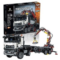 King/Lepin 20005 Arocs Truck (42043) 2793 pcs Tech Building Block Set *FREE* Shipping