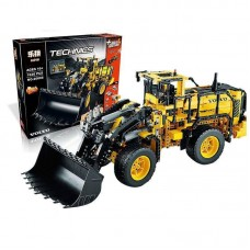 King/Lepin 20006 R/C VOLVO L350F Wheel Loader (Retired) 1676 pcs building block set *FREE SHIPPING*