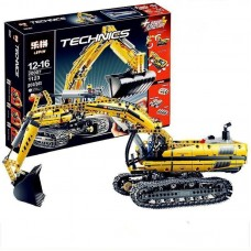 King/Lepin 20007 Motorised Excavator 1123 PIECES (retired) building block set *FREE SHIPPING*