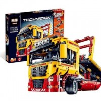 King/Lepin 20021 Flatbed Truck (Retired) 1143 pieces building block set *FREE SHIPPING*