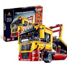 20021 Flatbed Truck (Retired 8109) 1143 pcs King/Lepin Building Block Set *FREE SHIPPING*