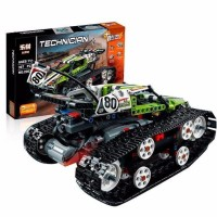 King/Lepin 20033 RC TRACKED RACER 397 PIECES  building block set *FREE SHIPPING*