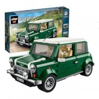 King/Lepin 21002 MINI Cooper 1077 pieces building block set*FREE SHIPPING*
