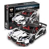 LEPIN 23006 Lambo Supercar 2838 pieces building block set*FREE SHIPPING*