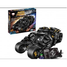 King/Lepin 07060 The Tumbler Batman Dark The Knight 1969 Pcs (retired) building block set *FREE SHIPPING*