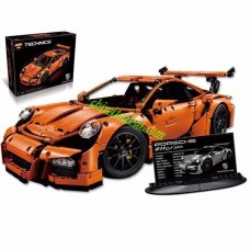 King/Lepin 20001 GT3 Porsche Supercar 2704pcs Building Block Set 42056 compatible *FREE SHIPPING*