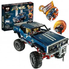 King/Lepin 20011 4x4 Crawler Exclusive Edition Motorised 1605 Pcs building block set *FREE SHIPPING*