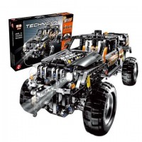 King/Lepin 20030 Off Roader Jeep Remote Control 1123 Pcs building block set *FREE SHIPPING*