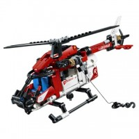 King/Lepin 20095 Rescue Helicopter 364 pcs 42092 compatible Building Block Set