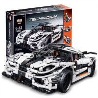 King/Lepin 23002 Koenigsegg Supercar 3236 Pcs building block set *FREE SHIPPING*