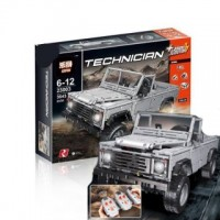 King/Lepin 23003 New Remote-Control Wild off-road Land Rover 3643 Pcs building block set *FREE SHIPPING*