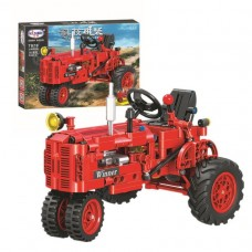 WINNER 7070 The Classical Old Tractor (MOC) 302 Pcs Tech Building Block Set *FREE SHIPPING*
