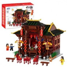 XINGBAO 01020 The Chinese Theater (MOC) 3820 pcs Building Blocks Set *FREE SHIPPING*