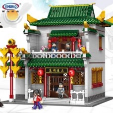 XINGBAO 01023 The Old-style Bank (MOC) 2955 pcs Building Blocks Set *FREE Shipping*