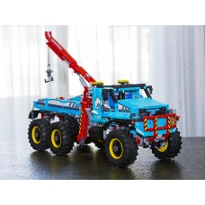Lepin 20056 6x6 All Terrain Tow Truck Remote Control 1912 Pcs building block set *FREE SHIPPING*