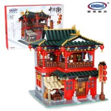 XINGBAO 01002 Beautiful Tavern 3267 pcs Building Blocks Set *FREE SHIPPING*