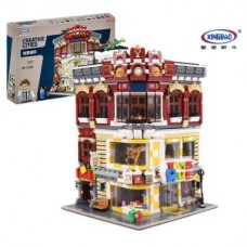 XINGBAO 01006 Toys and Bookstore 5491 pcs Building Block Set *FREE SHIPPING*