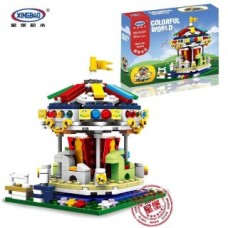 XINGBAO 01107 Merry Go Round 343 pcs Building Blocks Set *FREE SHIPPING*