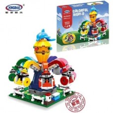 XINGBAO 01108 Spinning Octopus Ride 350 pcs Building Blocks Set *FREE SHIPPING*