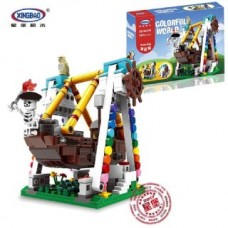 XINGBAO 01109 Pirate Ship Ride 520 pcs Building Blocks Set *FREE SHIPPING*