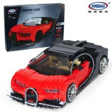 XINGBAO 03009 The Gatti Supercar 859 pcs Building Block Set *FREE SHIPPING*