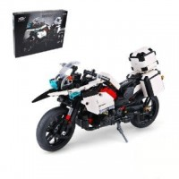 XINGBAO 03019 Patrol Motorcycle 1075 pieces Building Blocks Set *FREE SHIPPING*