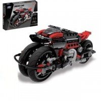 XINGBAO 03021 Off-road Motorcycle 680 pieces Building Blocks Set *FREE SHIPPING*