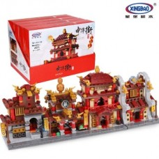 XingBao 01101 4 in 1 Zhong Hua Street 1505 pcs Building Blocks Set *FREE SHIPPING*
